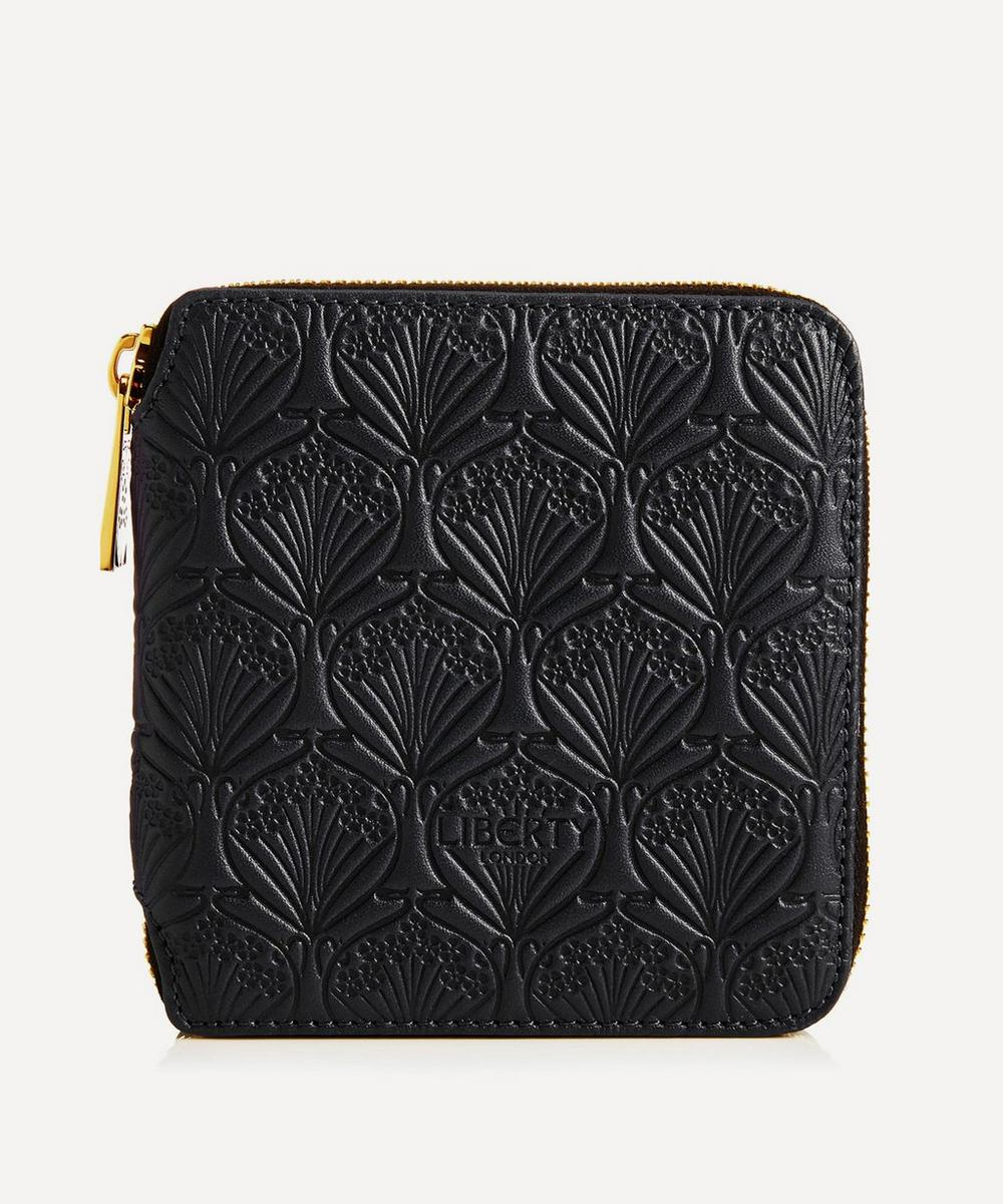 Liberty - Small Zip Around Wallet in Iphis Embossed Leather