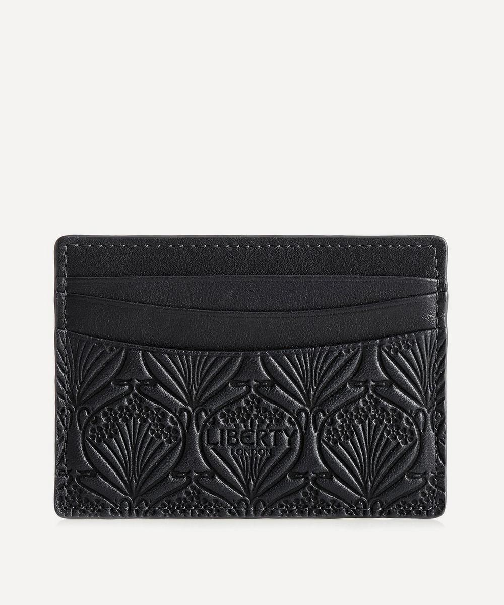 Liberty - Card Holder in Iphis Embossed Leather