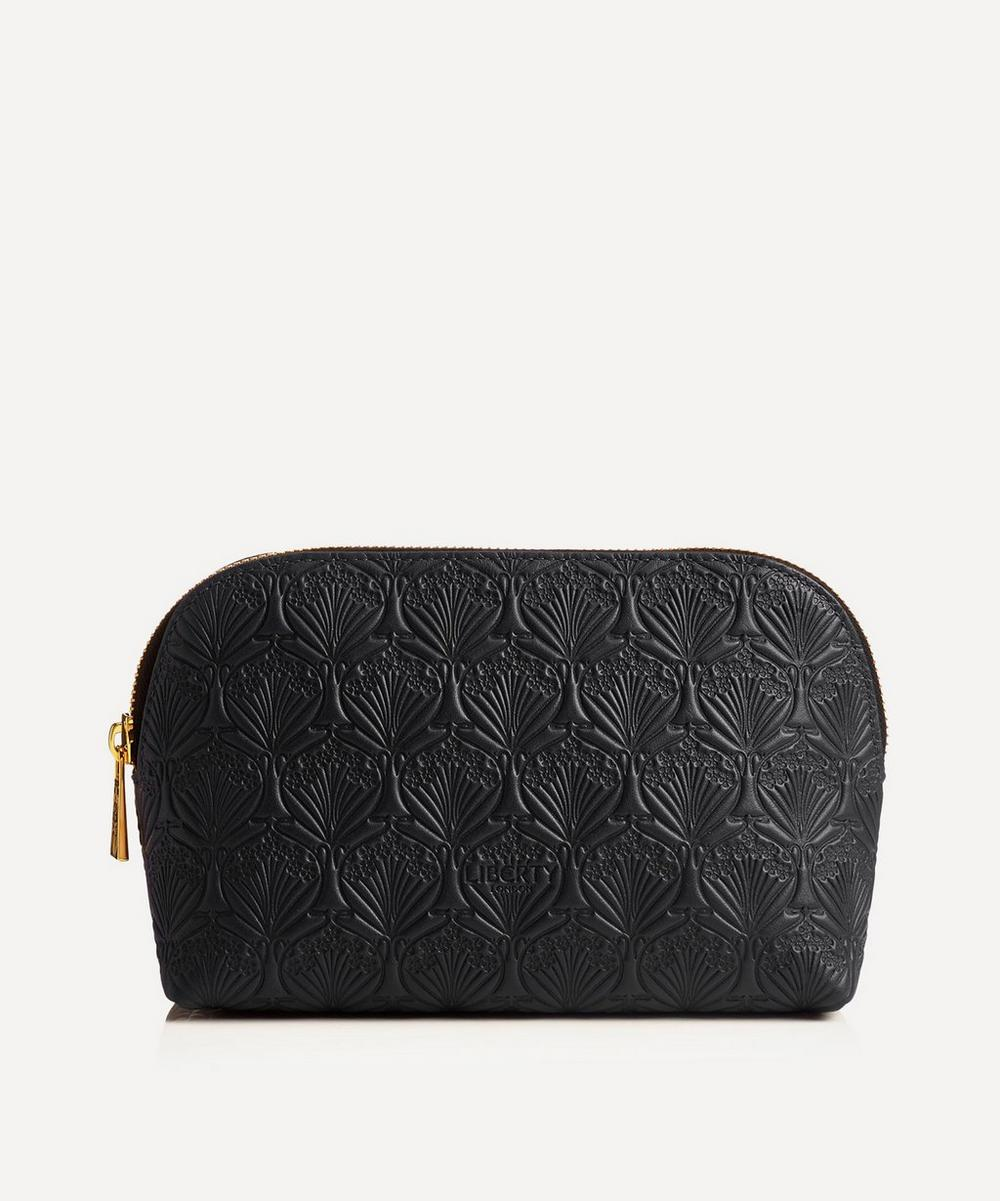 Liberty - Makeup Bag in Iphis Embossed Leather
