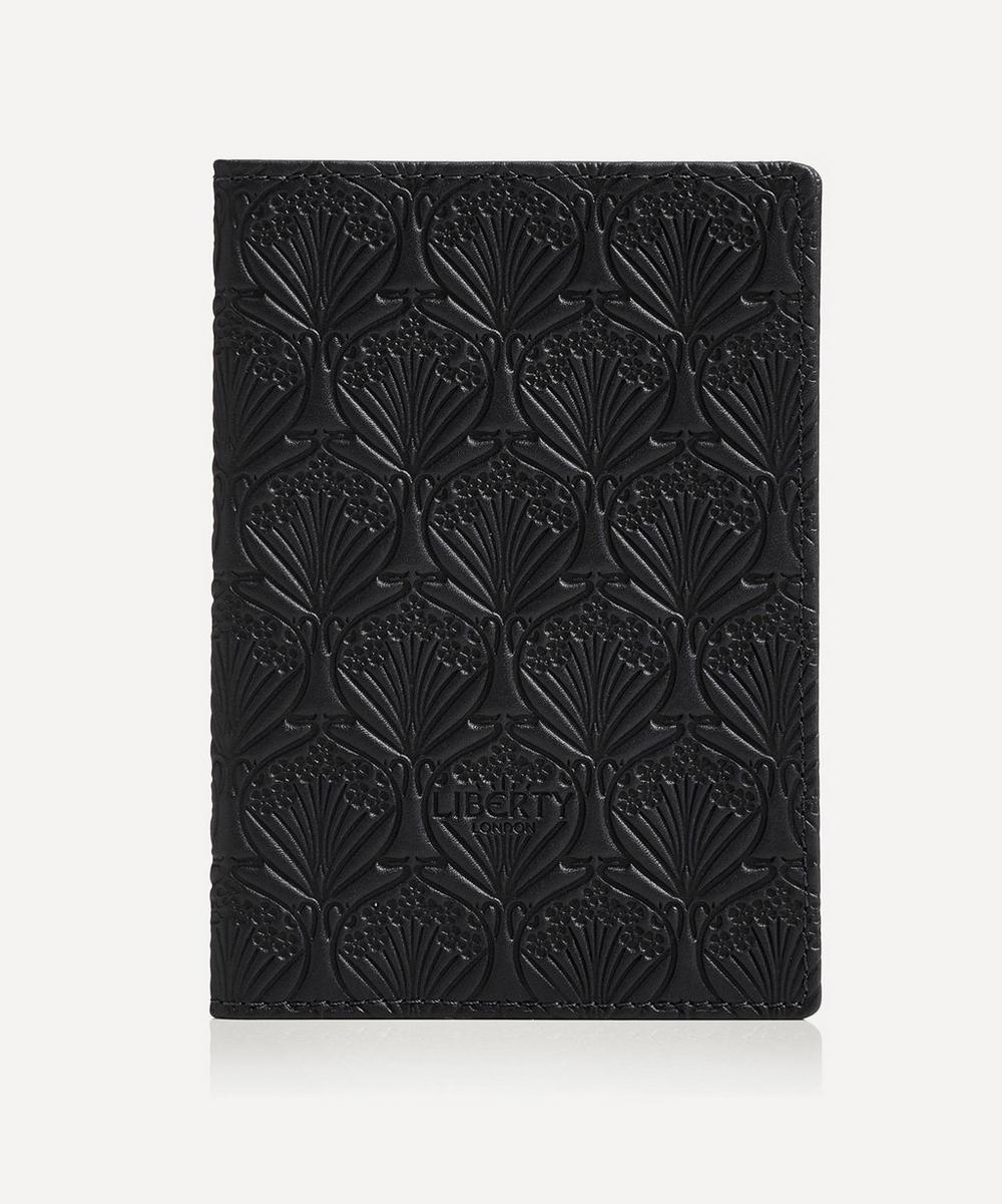 Liberty - Passport Cover in Iphis Embossed Leather
