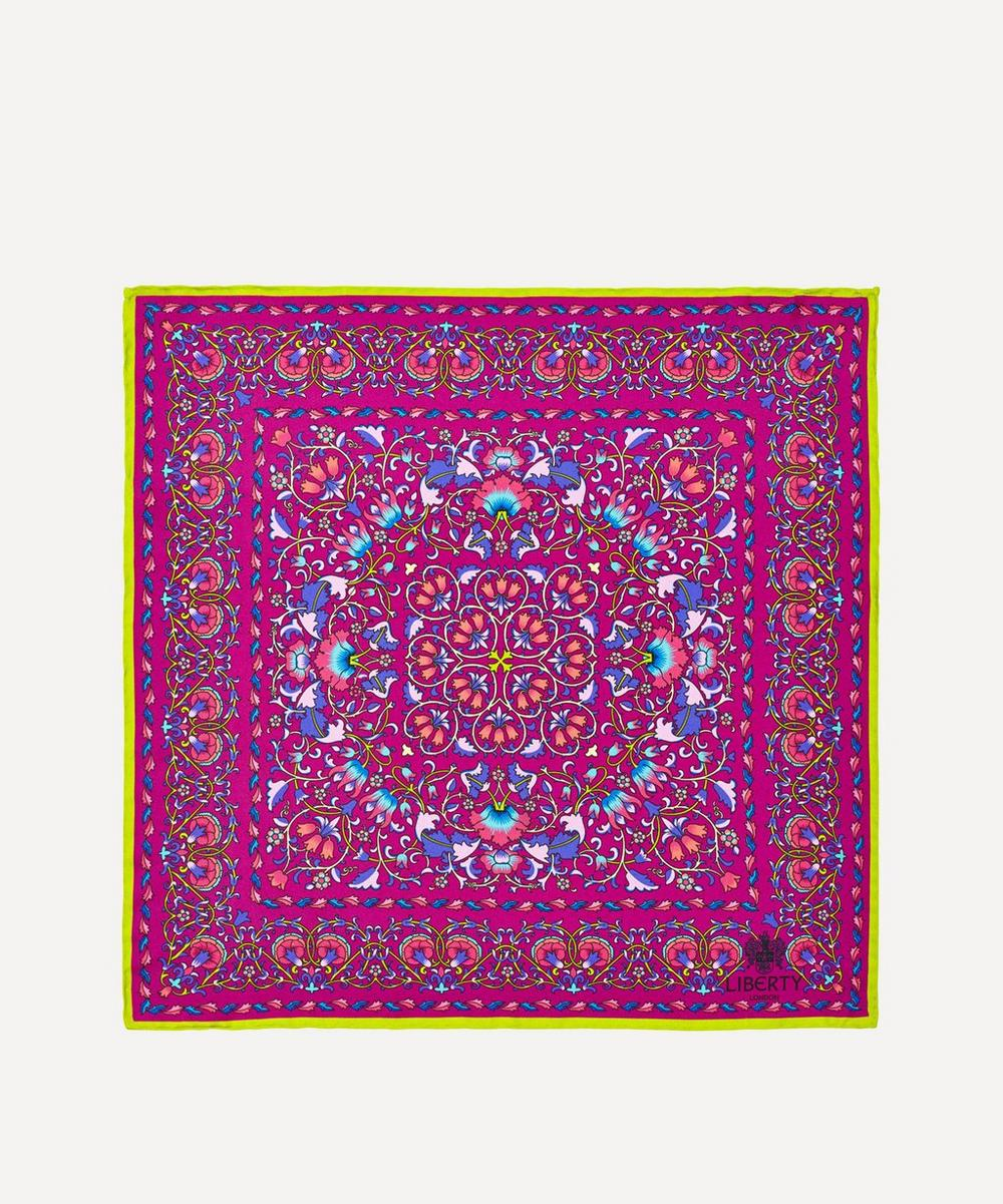 Liberty - Lodden 45 x 45 Silk Neckerchief