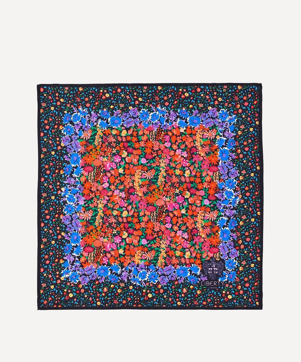 Liberty - Floral Medley 45 x 45 Silk Neckerchief