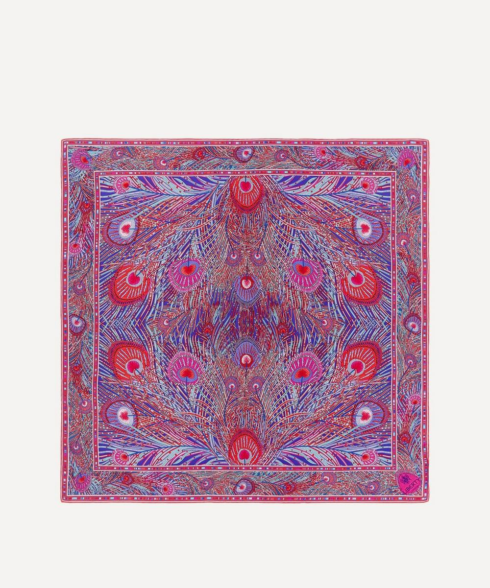 Liberty - Hera 70 x 70cm Silk Foulard Scarf