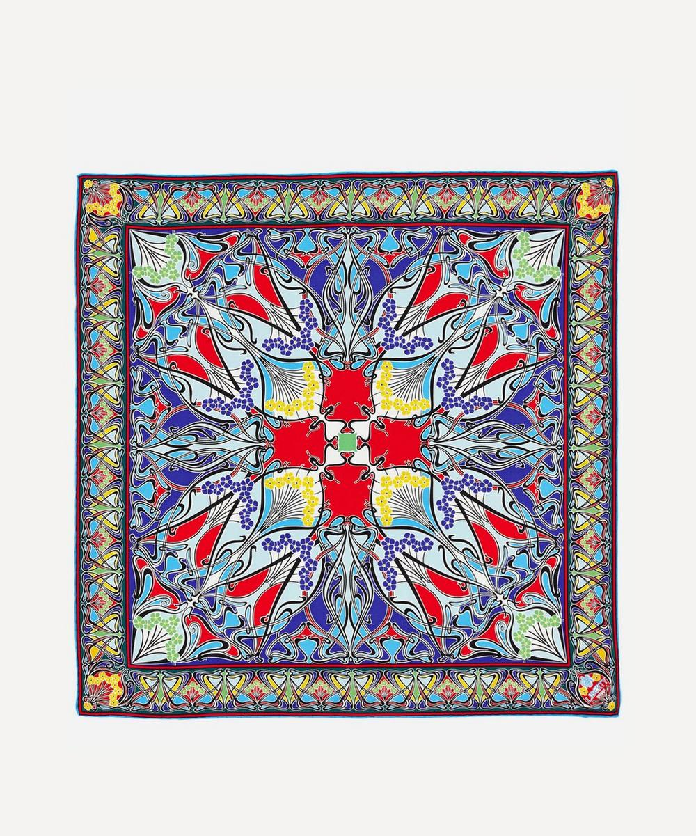Liberty - Ianthe 70 x 70cm Silk Twill Scarf