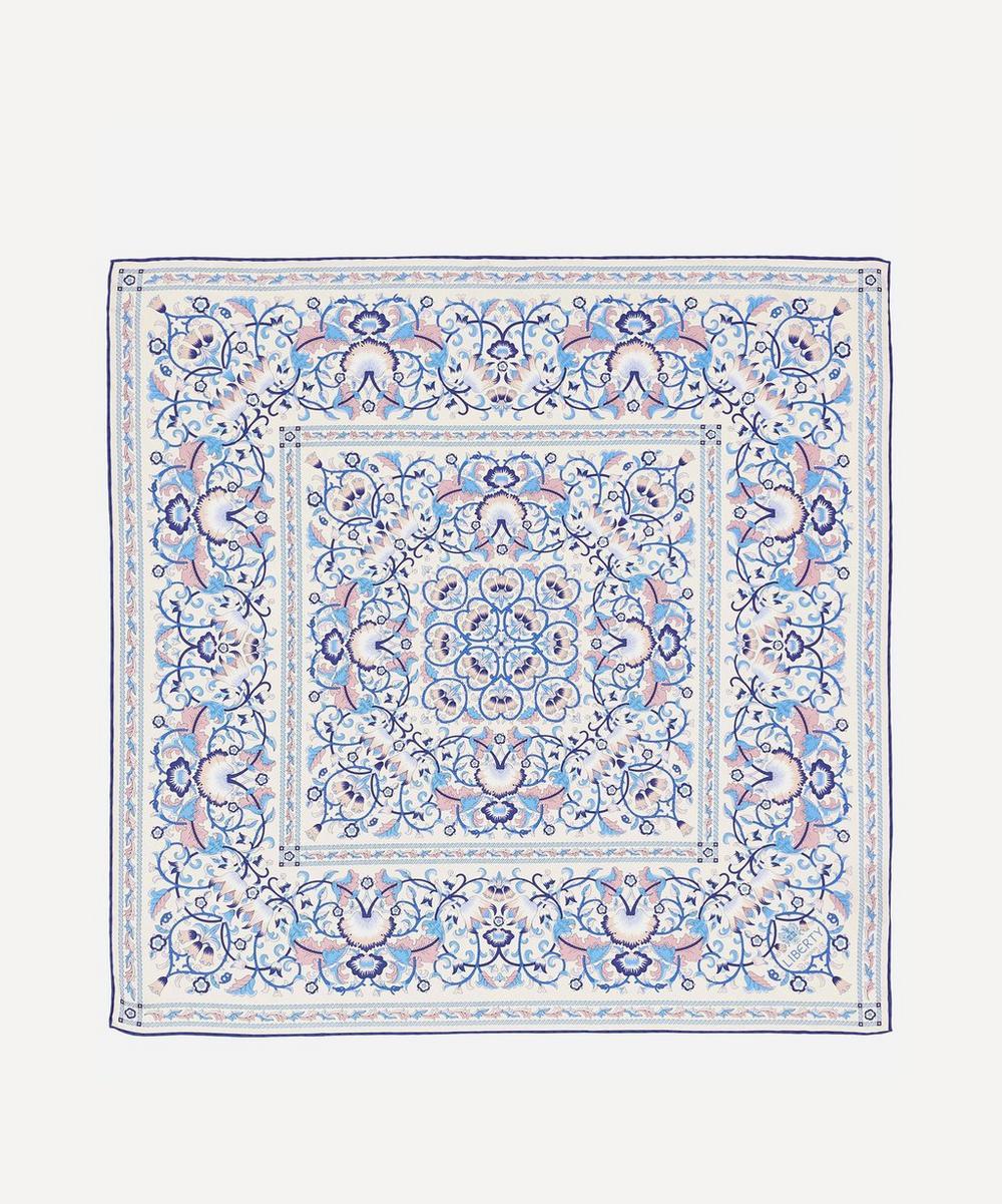 Liberty - Lodden 70 x 70 Silk Scarf