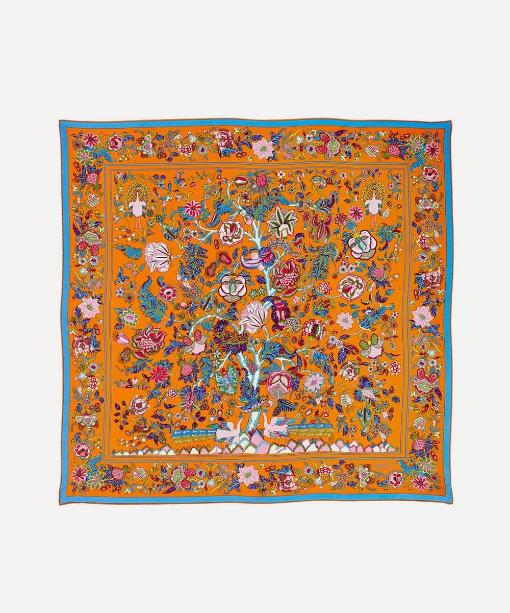 Liberty - Tree of Life 90 x 90 Silk Scarf
