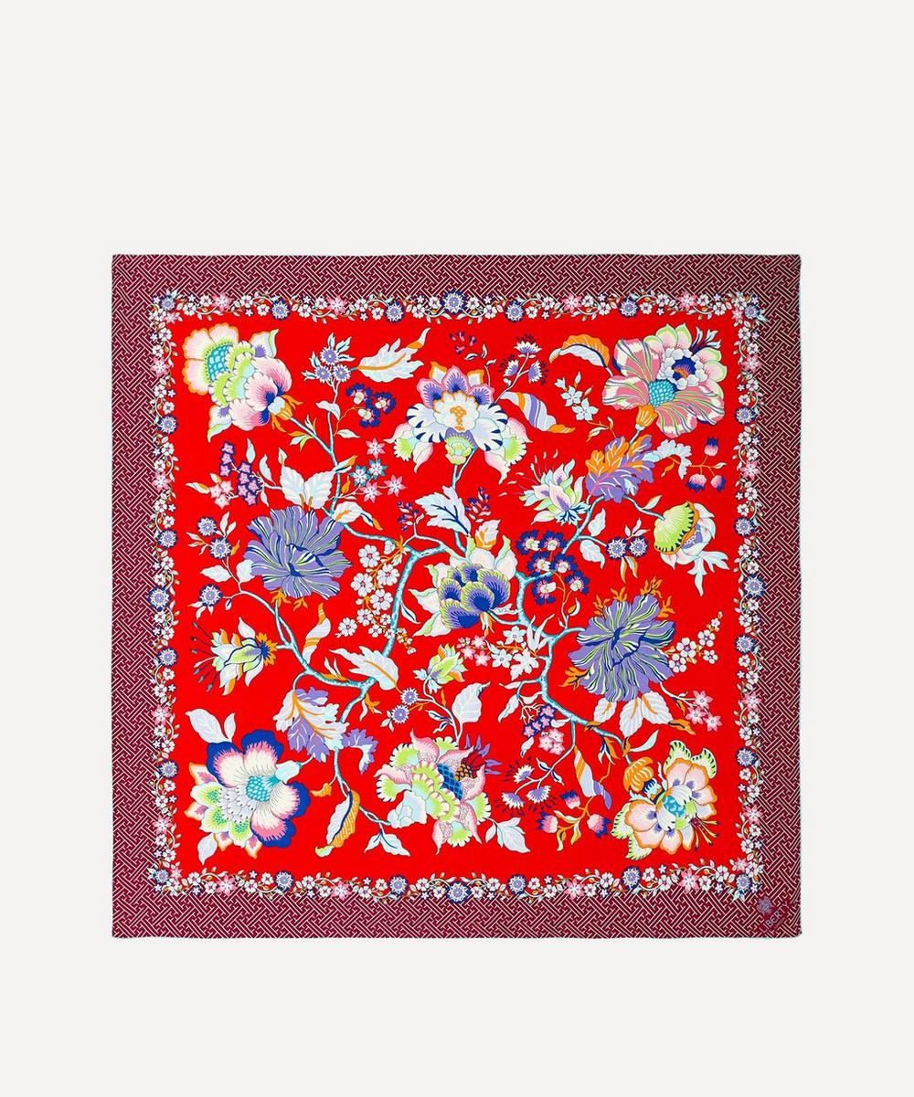 Liberty - Christelle 90 x 90 Silk Twill Scarf