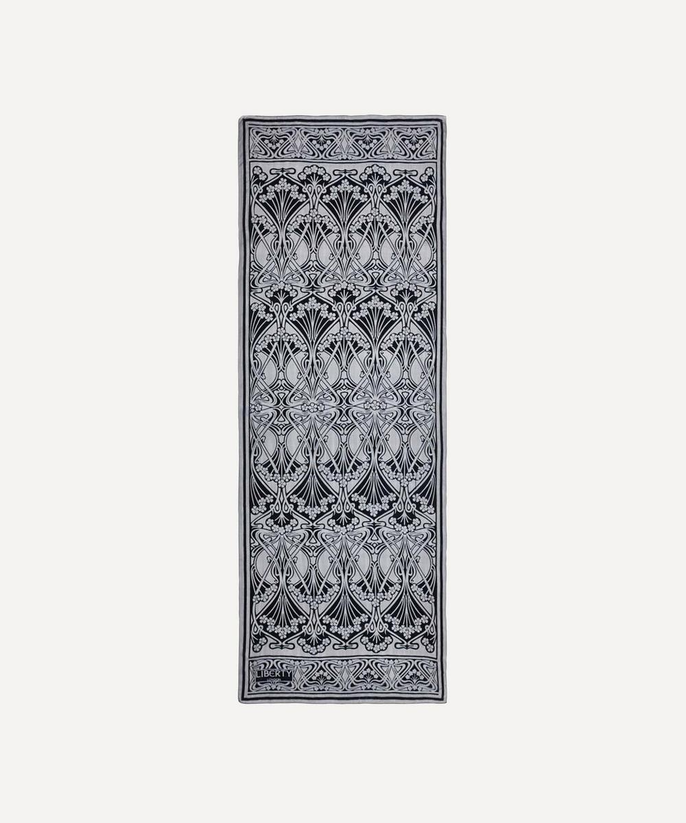 Liberty - Ianthe 70 x 180 Silk Devore Scarf