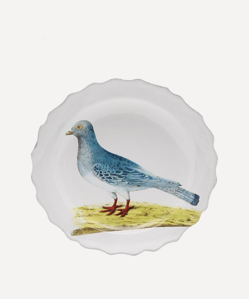 Astier de Villatte - Wild Dove Plate