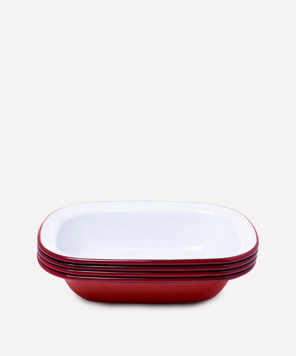 Falcon - Enamel Pie Dish Set