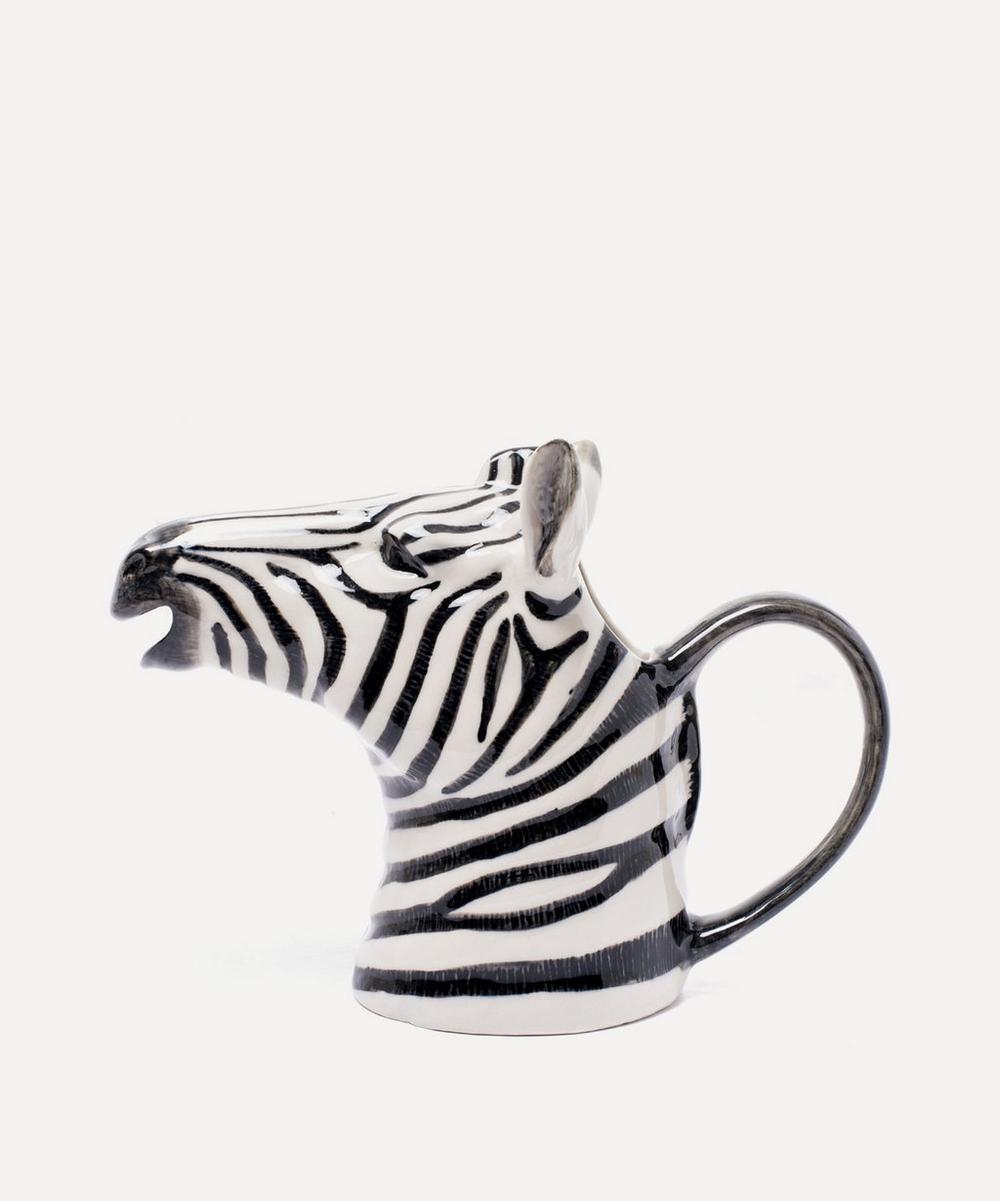 Quail - Zebra Jug