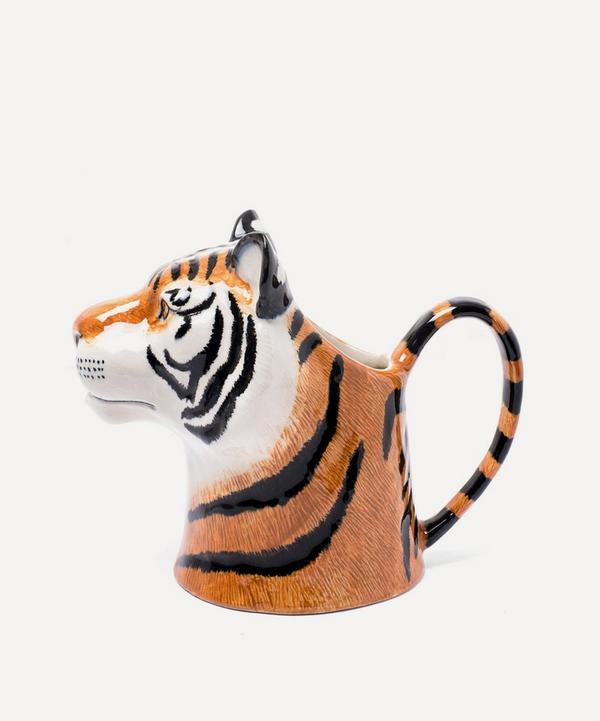 Quail - Tiger Jug