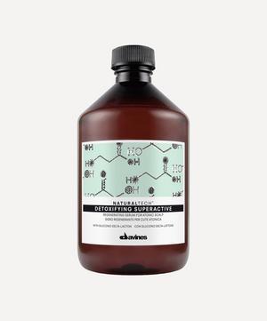 Detoxifying Superactive Hair Treatment 500ml