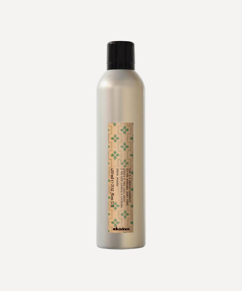 Davines - Medium Hairspray 400ml