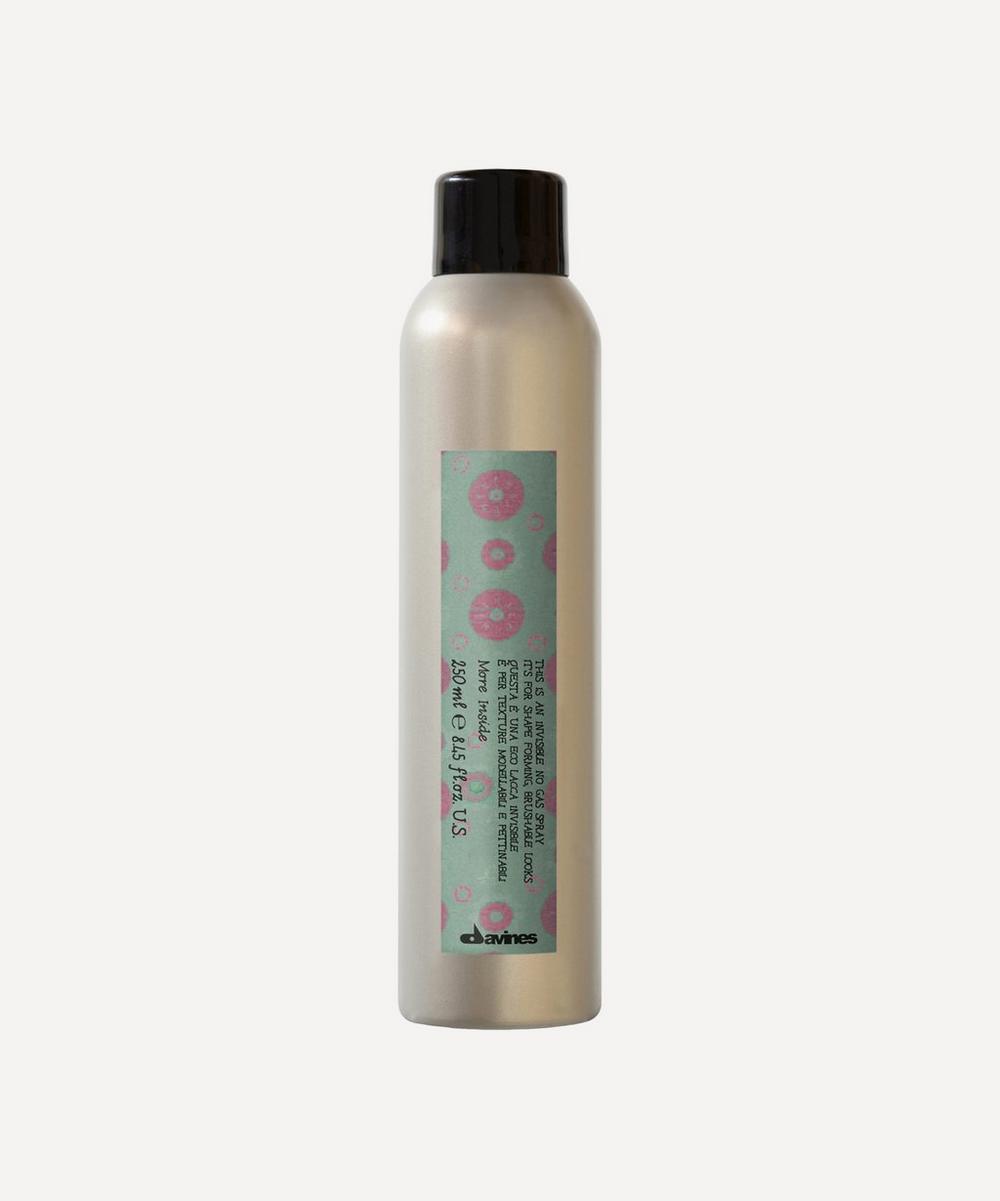 Davines - Invisible No Gas Spray 250ml
