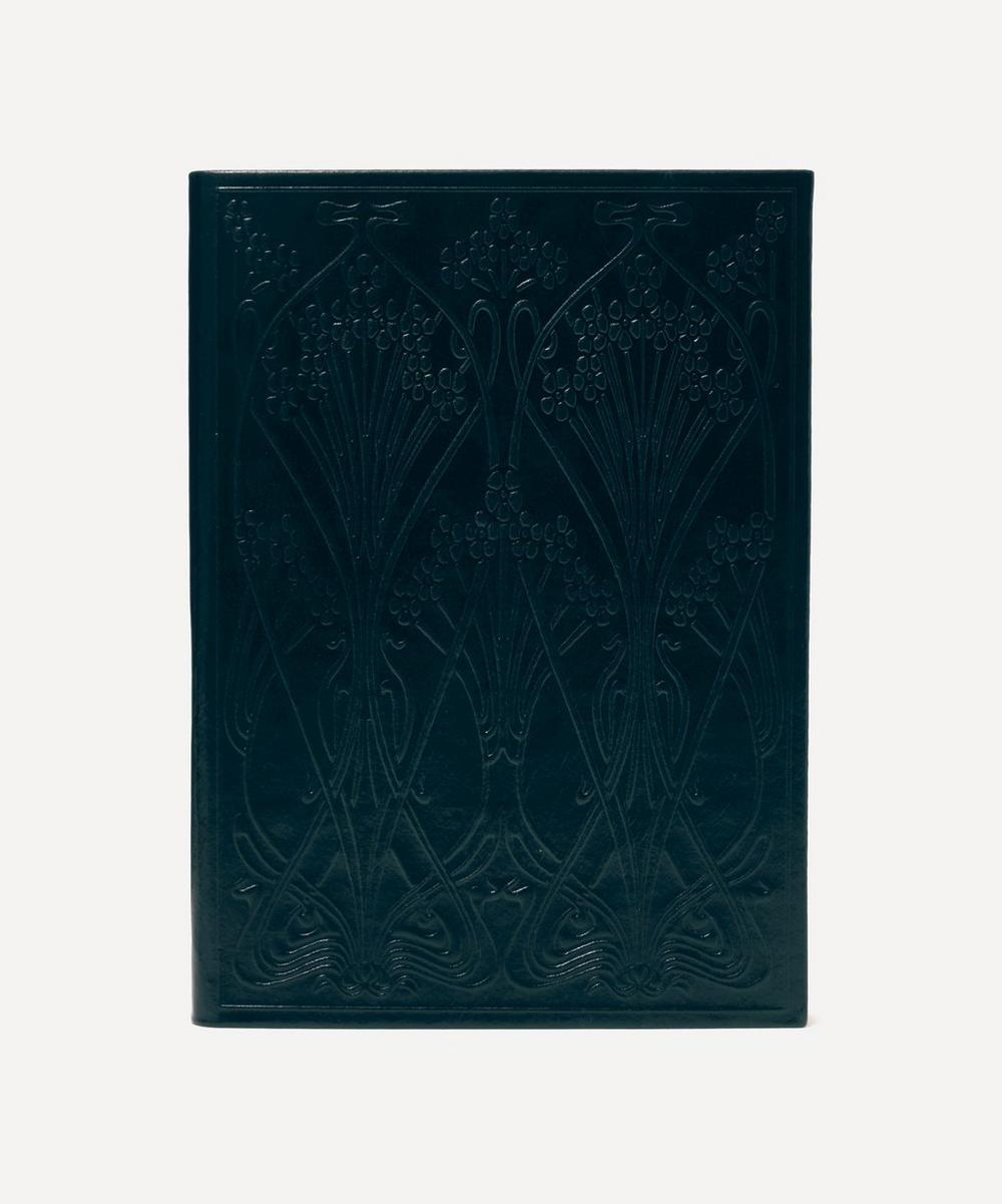 Liberty London - Leather Ianthe Large Notebook