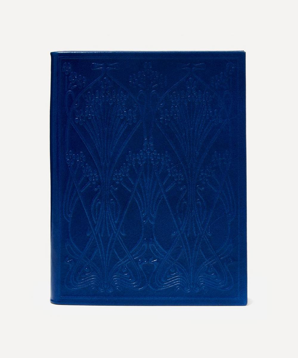 Liberty London - Leather Ianthe Medium Notebook