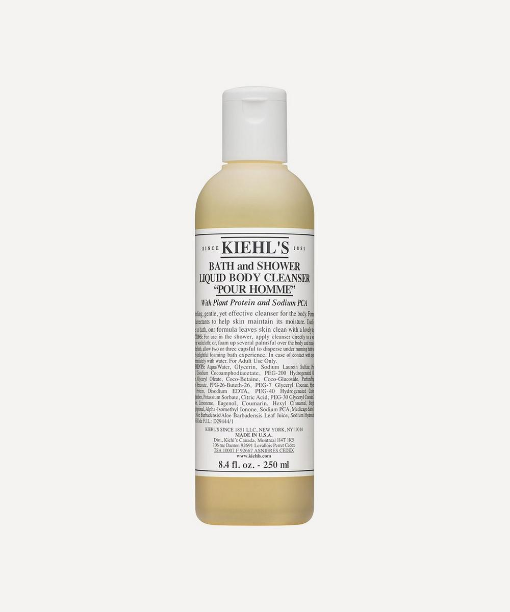 Kiehl's - Bath & Shower Liquid Body Cleanser Pour Homme 250ml