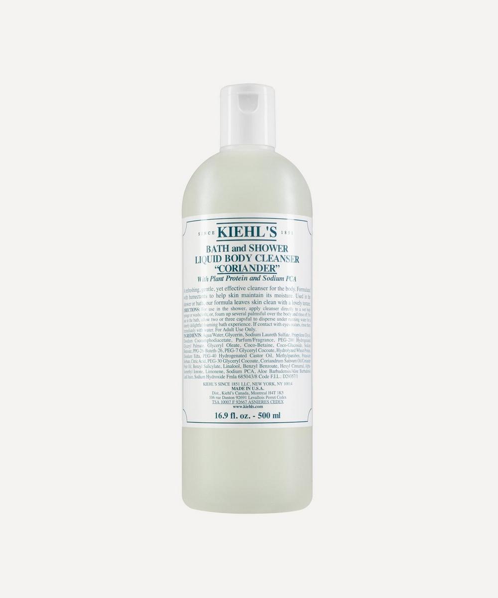 Kiehl's - Coriander Bath and Shower Liquid Body Cleanser 500ml