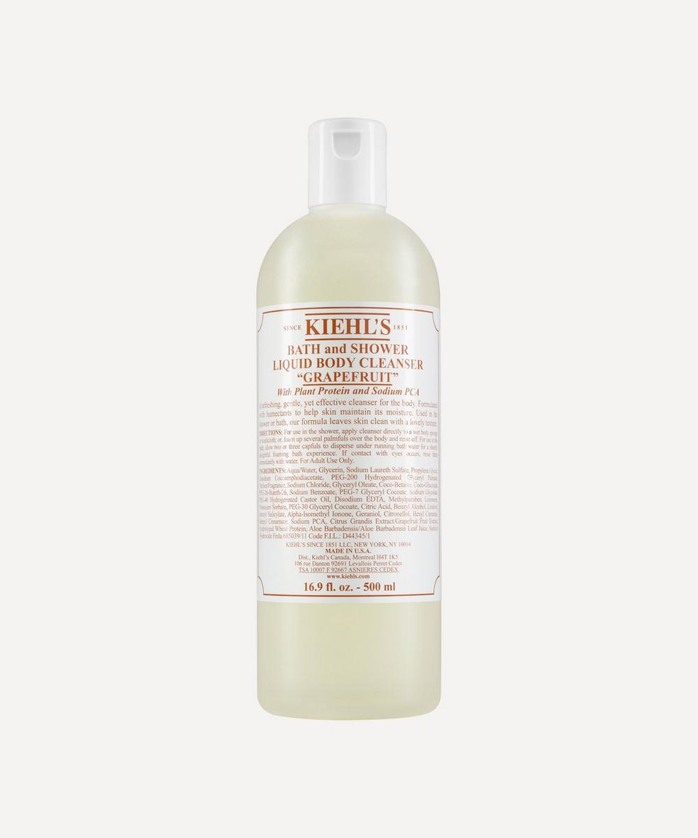 Kiehl's - Grapefruit Bath and Shower Liquid Body Cleanser 500ml