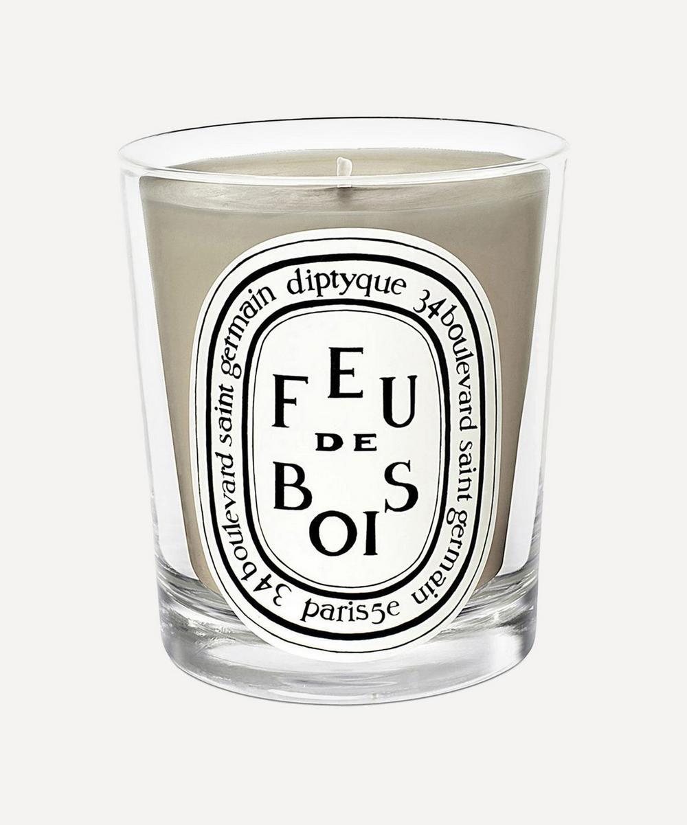 Diptyque - Feu De Bois Scented Candle 190g