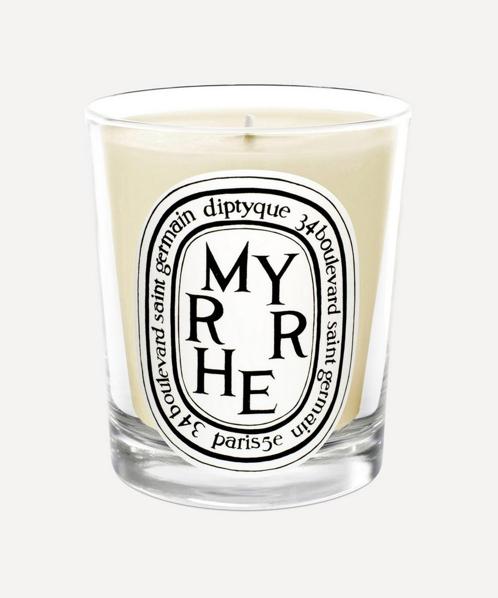 Diptyque - Myrrhe Scented Candle 190g image number 0