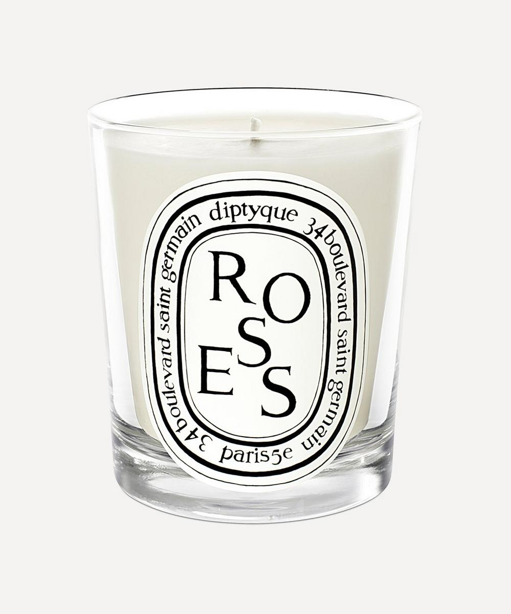 Diptyque - Roses Scented Candle 190g