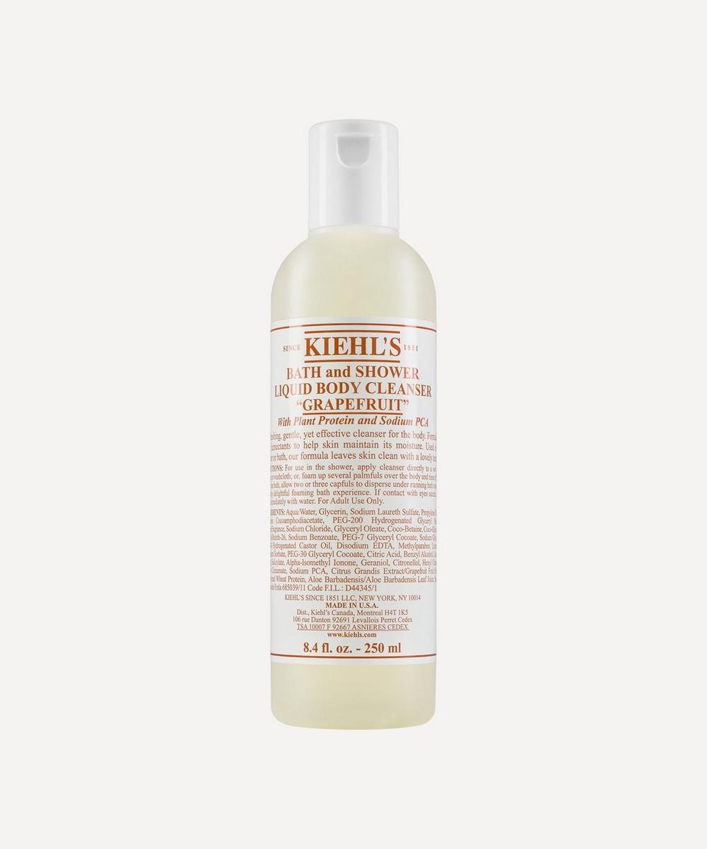 Kiehl's - Grapefruit Bath and Shower Liquid Cleanser 250ml