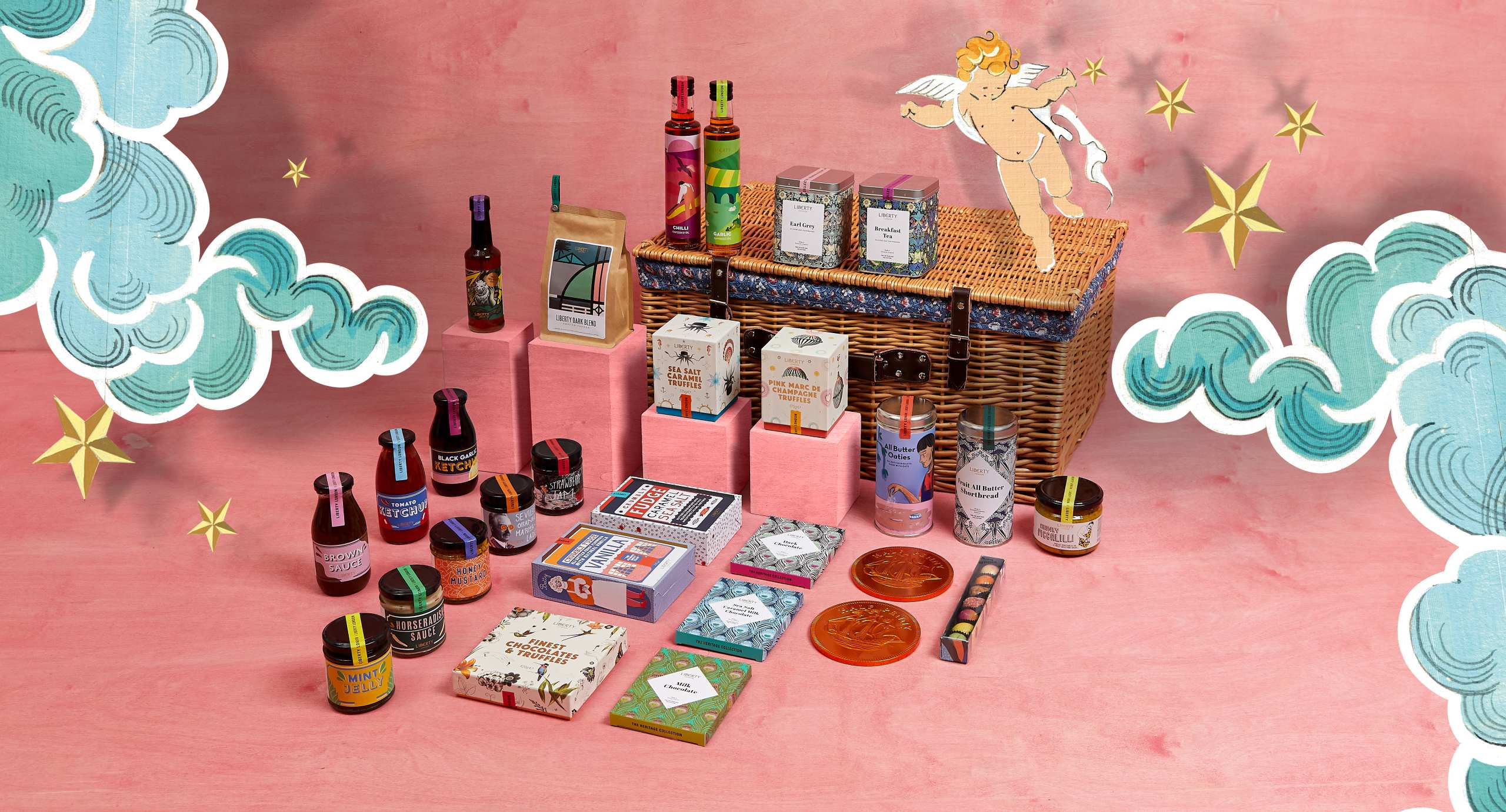 Liberty Forest Road Alcohol Free Hamper