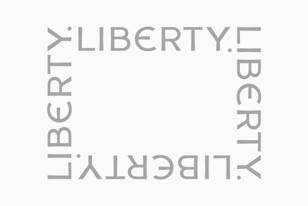 Pentagram rebrands Liberty