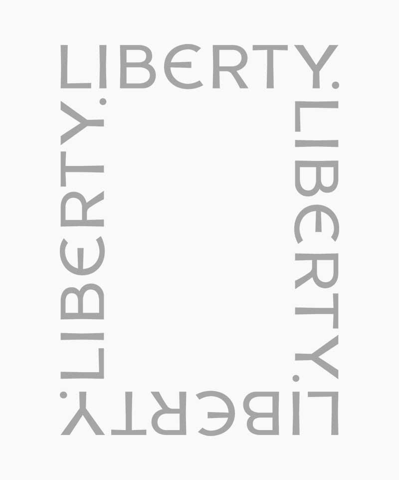 Liberty - Ianthe Coated Canvas Coin Pouch