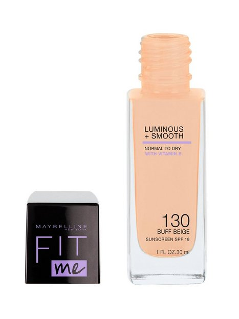 Maybelline New York Fit Me Foundation Luminous & Smooth Foundation Buff Beige