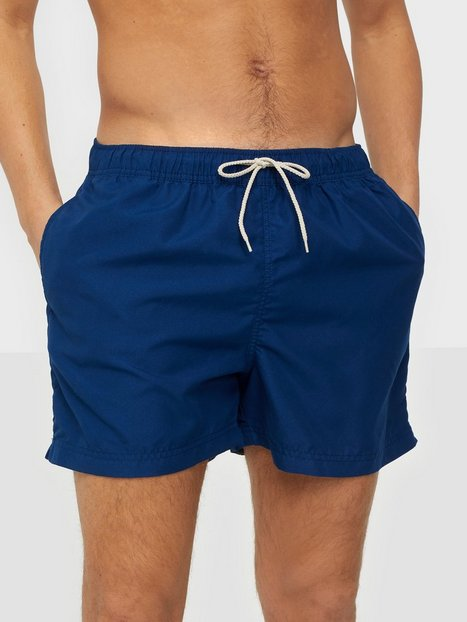 Selected Homme Slhclassic Colour Swimshorts W Badetøj Blå