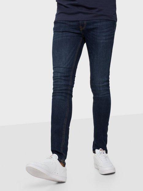 Jack & Jones Jjiliam Jjoriginal Am 014 50SPS Noo Jeans Blå