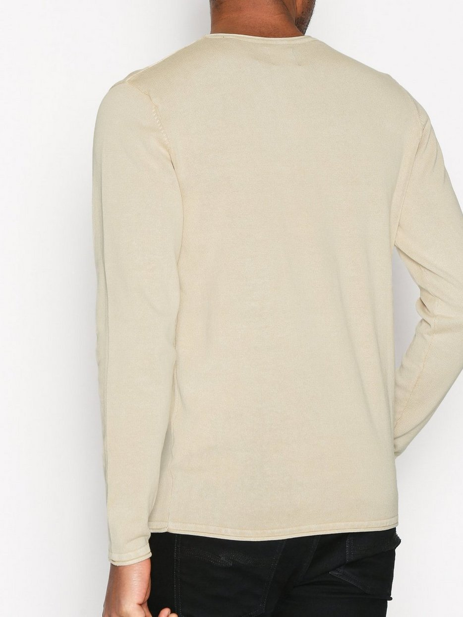 onsGARSON 12  WASH CREW NECK KNIT N