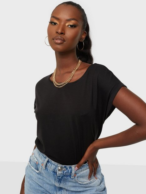 Vero Moda Vmava Plain Ss Top Ga Noos T-shirts