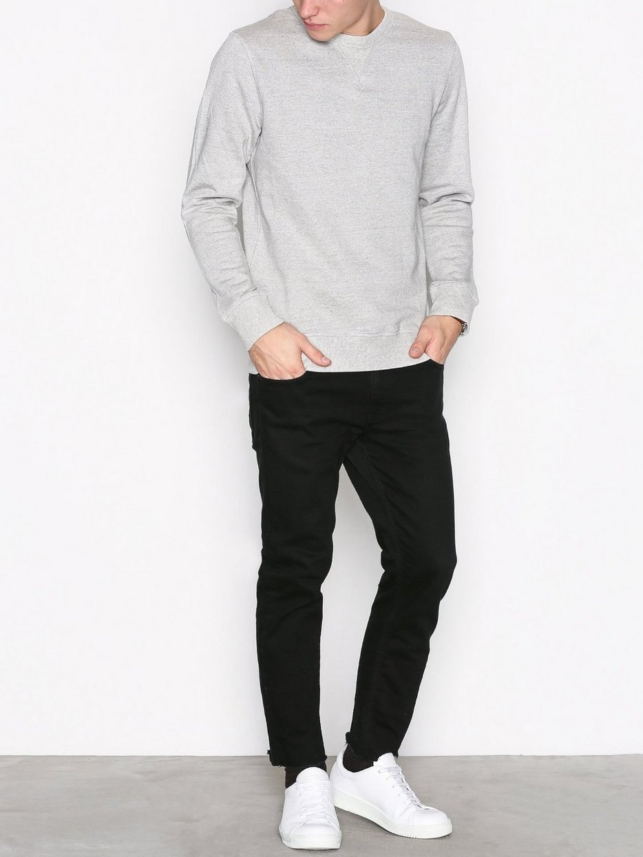 SLHSIMON CREW NECK SWEAT W NOOS