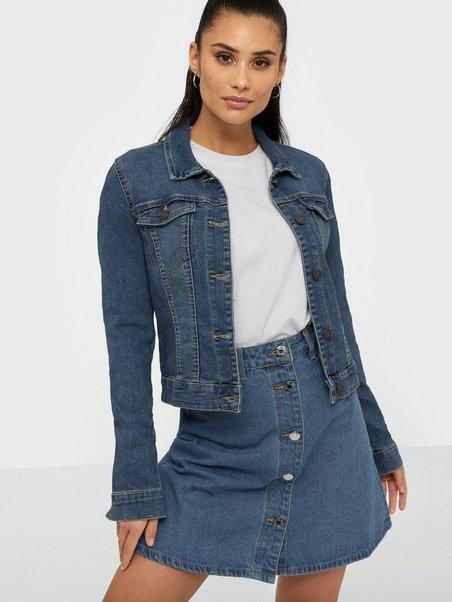 Köp Jeansjackor från Noisy May för Kvinna Online   FASHIOLA.se