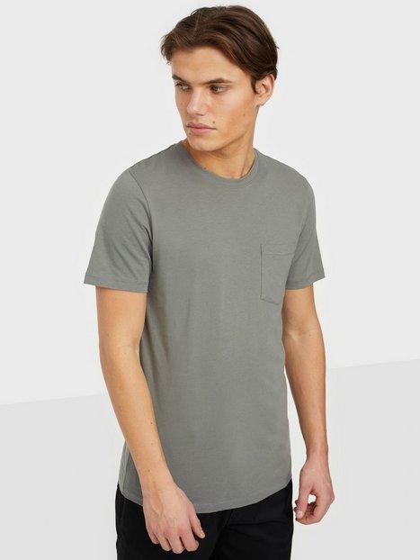 Jack & Jones Jjepocket Tee Ss O-Neck Noos T-shirts & undertrøjer Sedona Sage Slim Fit