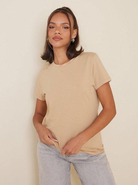 Samsøe Samsøe Solly tee solid 205 T-shirts Humus