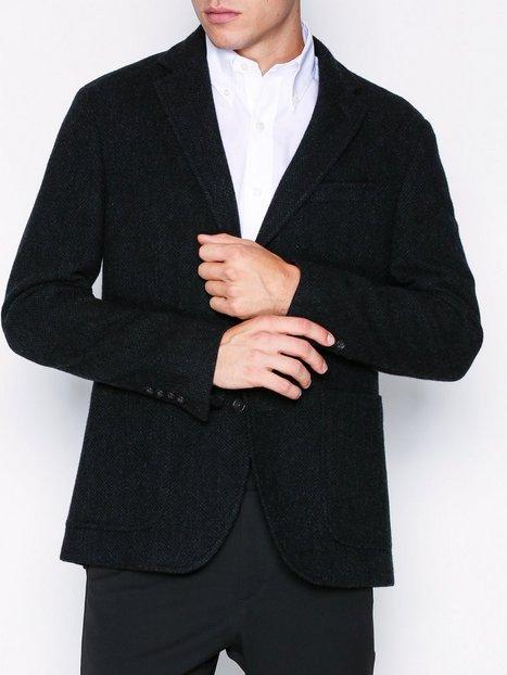 Polo Ralph Lauren Yale Sportcoat Blazere jakkesæt Charcoal mand køb billigt