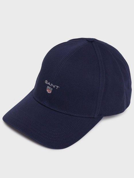 Gant Gant New Twill Cap Kasketter Marine - herre