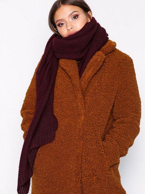 Billede af Pieces Pcdace Long Wool Scarf Noos Tørklæder