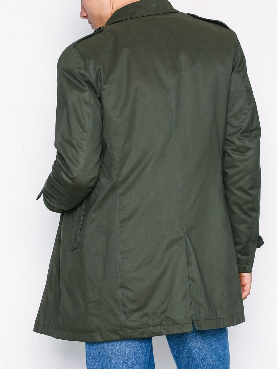 SLHADAMS TRENCH COAT B