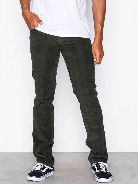 Levis 511 Slim Fit Rosin 14W Warp St Jeans Grøn - herre