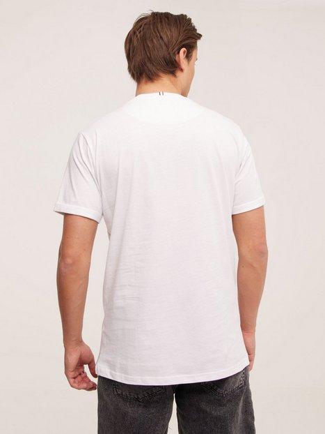 Les Deux Encore T-Shirt T-shirts & undertrøjer Hvid/Sort