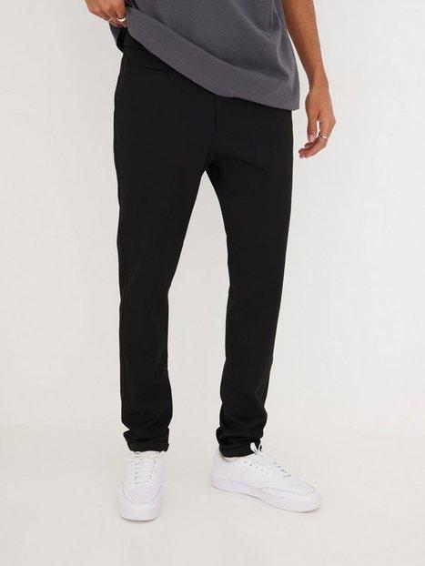 Les Deux Como Suit Pants Bukser Sort
