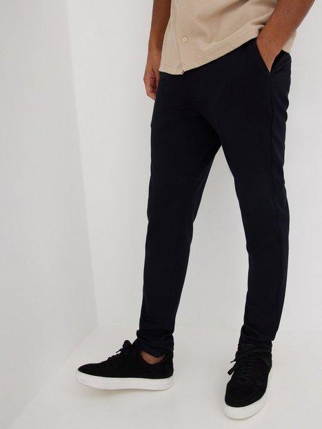 Les Deux Como Suit Pants Bukser Navy mand køb billigt