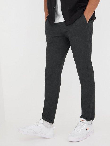 Les Deux Como Suit Pants Bukser Antracit - herre