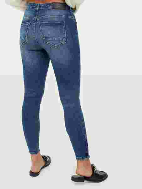 NMKIMMY NW ANKLE JEANS AZ003MB BG N, Noisy May